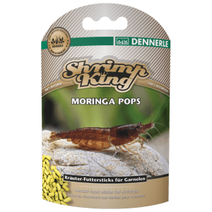 Dennerle Shrimp King Moringa Pops