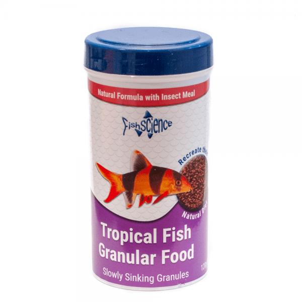 FishScience Tropical Fish Granular Food