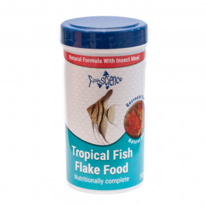 FishScience Tropical Fish Flake Food